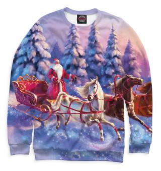 Одежда с принтом Новый Год (327556)