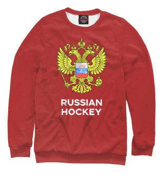 Одежда с принтом Russian Hockey (497723)
