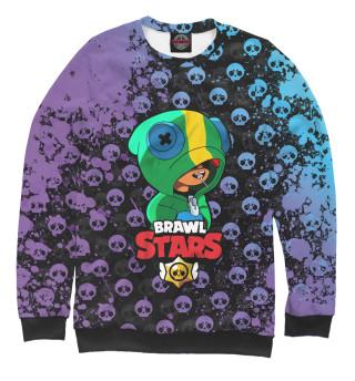 Одежда с принтом Brawl Stars Leon (992977)