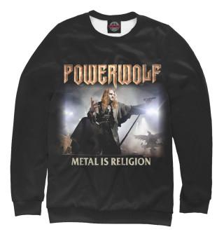 Одежда с принтом Powerwolf - Attila Dorn