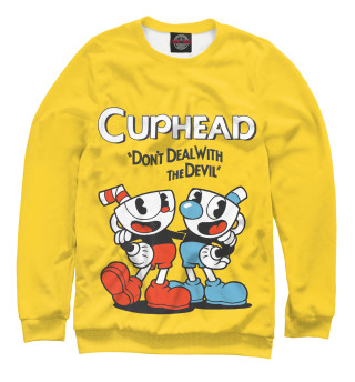 Одежда с принтом Cuphead (748699)