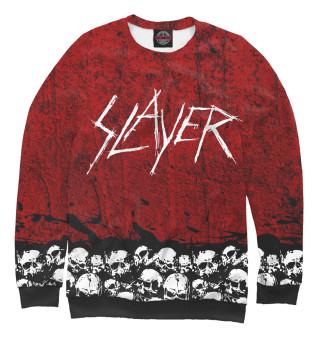 Одежда с принтом Slayer Red