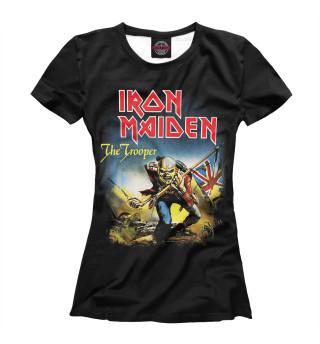 Футболка женская Iron Maiden (5050)