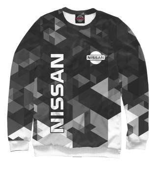 Одежда с принтом NISSAN (281606)
