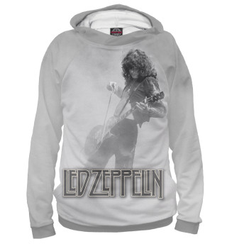 Худи женское Led Zeppelin Jimmy Page