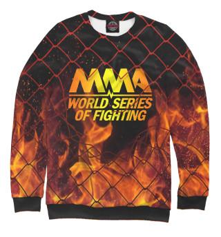 Одежда с принтом MMA