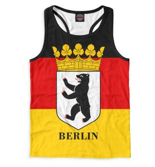 Майка борцовка мужская Берлин