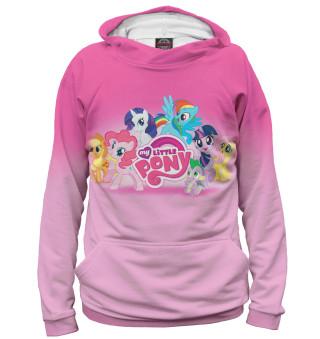 Худи женское My Little Pony (5124)