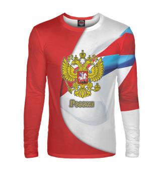 Лонгслив  мужской Сборная России