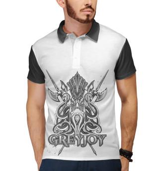 Поло мужское Game of Thrones greyjoe