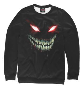 Одежда с принтом Horror Smile