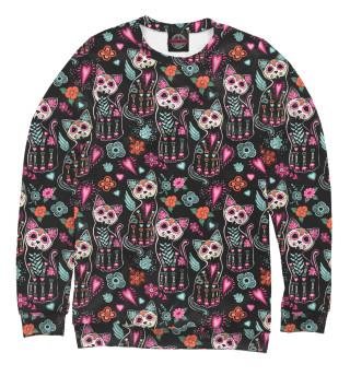 Одежда с принтом День Мертвых