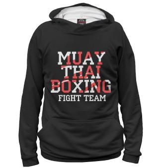 Худи женское Muay Thai Boxing (835)