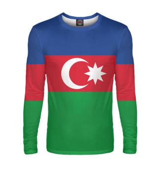 Лонгслив  мужской Азербайджан