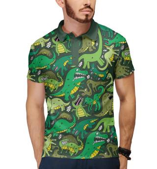 Поло мужское Dinos