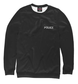 Одежда с принтом POLICE (381381)
