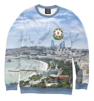 Одежда с принтом Азербайджан - Баку