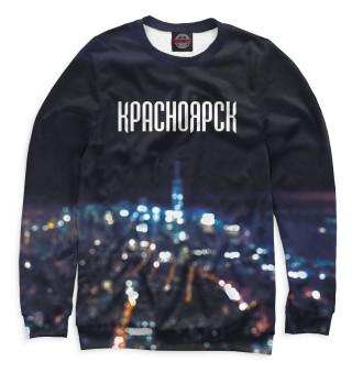 Одежда с принтом Красноярск (564762)