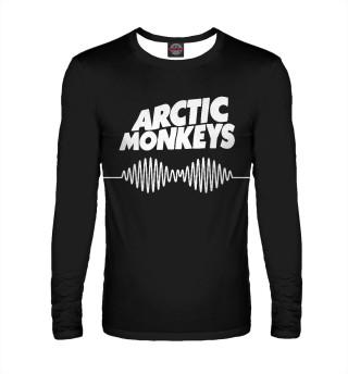 Лонгслив  мужской Arctic Monkeys