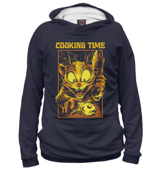 Худи женское Cooking Time (8426)