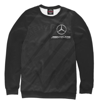 Одежда с принтом Mercedes AMG