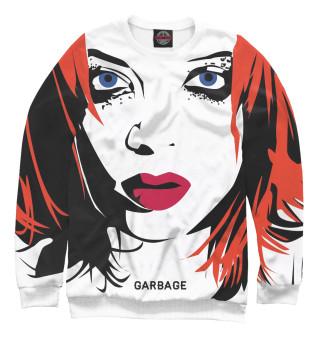 Одежда с принтом Shirley Manson Art