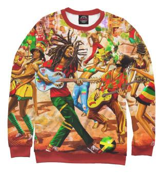 Одежда с принтом Ямайка, Боб Марли