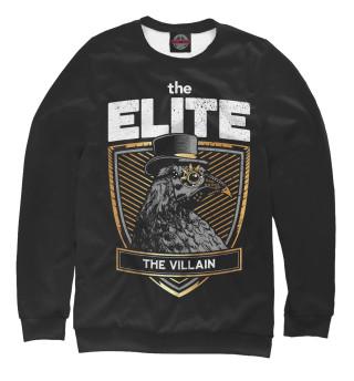 Одежда с принтом AEW The Elite Марти Скарлл