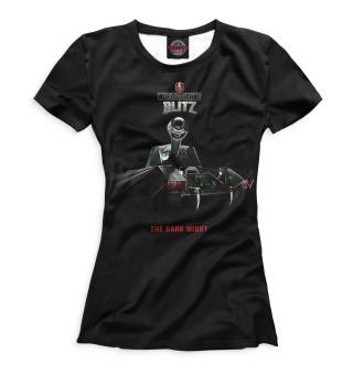 Футболка женская World of Tanks Blitz (6482)