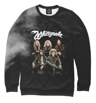 Одежда с принтом Whitesnake (974458)