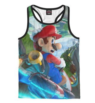 Майка борцовка мужская Super Mario (1000)