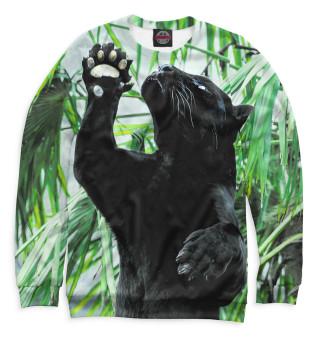 Одежда с принтом Чёрная пантера (434679)