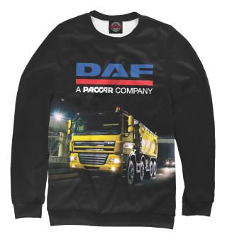 Одежда с принтом DAF