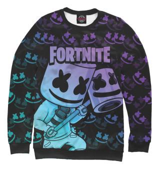 Одежда с принтом Fortnite, Marshmello