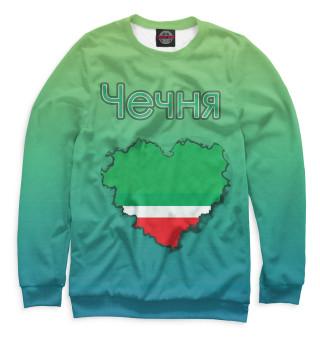 Одежда с принтом Чечня (435309)