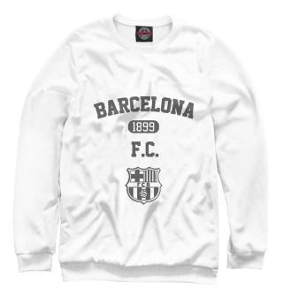 Одежда с принтом Barca