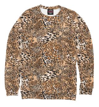 Одежда с принтом Леопард (472712)