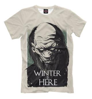 Футболка мужская Winter Is Here