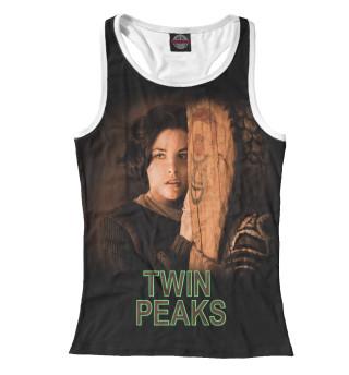 Майка борцовка женская Twin Peaks (135)