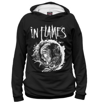 Худи женское In Flames (3168)