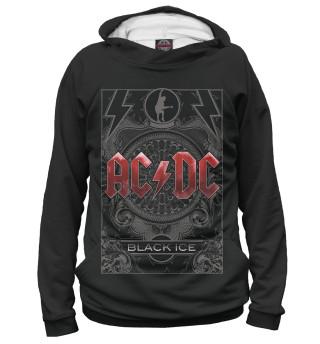Худи женское AC/DC