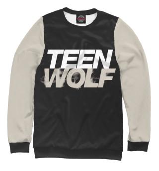 Одежда с принтом Teen Wolf
