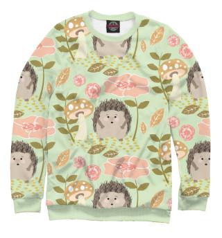 Одежда с принтом Ёжики (862090)