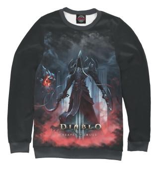 Одежда с принтом Diablo III (650359)