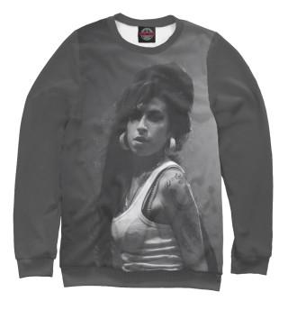 Одежда с принтом Amy Winehouse (123211)