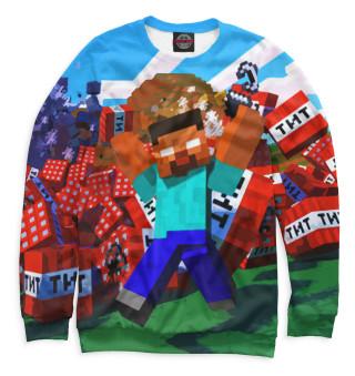 Одежда с принтом Minecraft (695131)