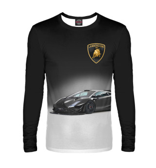 Лонгслив  мужской Lamborghini