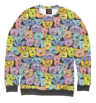 Одежда с принтом Коты (671530)