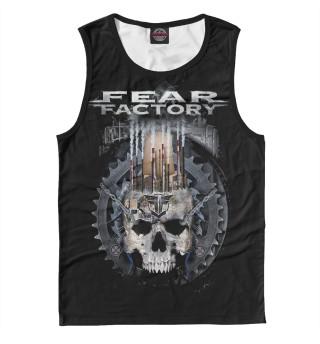 Майка мужская Fear Factory (3520)