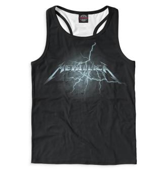 Майка борцовка мужская Metallica (945)